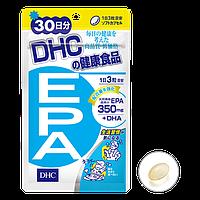 DHC Ненасыщенные жирные кислоты Омега-3 (DHA, EPA)