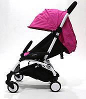 Детская прогулочная коляска YOYA 165, b/Dark Rose
