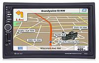 Магнитола Pioneer PI-7020 CRBG GPS + AV-In + Bluetooth + Переходная рамка!, фото 1