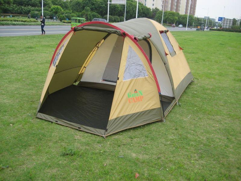Палатка 3-х местная GreenCamp. Распродажа! Оптом и в розницу!