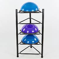Подставка (стойка) для 5 балансировочных платформ Zelart TA-8219