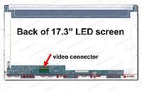 Матрица LP173WD1-TLN2 17.3 led 40 pin матовая