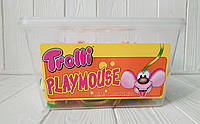 Желейные конфеты Trolli Play mouse 75шт., 1200гр (Германия)