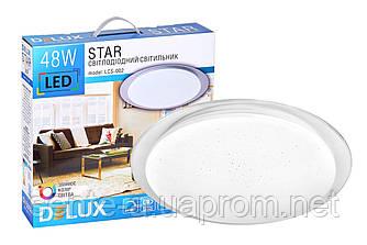 Светодиодный функциональный  светильник LCS-002 Star 48W 3000-6000K  Delux