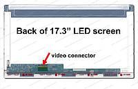Матрица CLAA173UA01A 17.3 led 40 pin матовая
