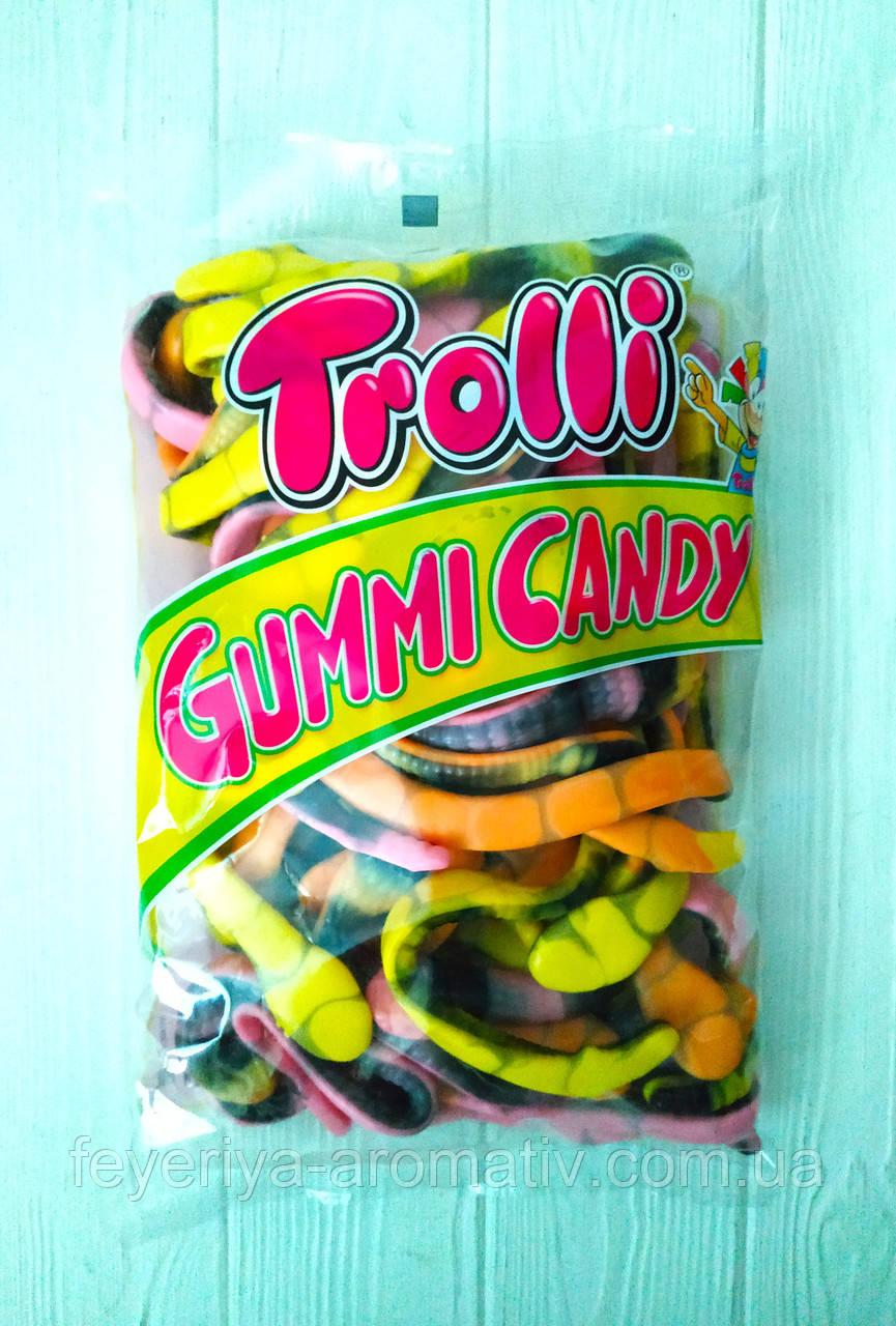 Желейные конфеты Trolli Gummi Candy Boa змея 1000g (Германия)