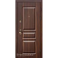 Двери входные в квартиру Steelguard TermoScreen темно-темные