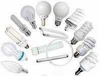 Утилизация отработанных люминесцентных ламп от 900 штук
