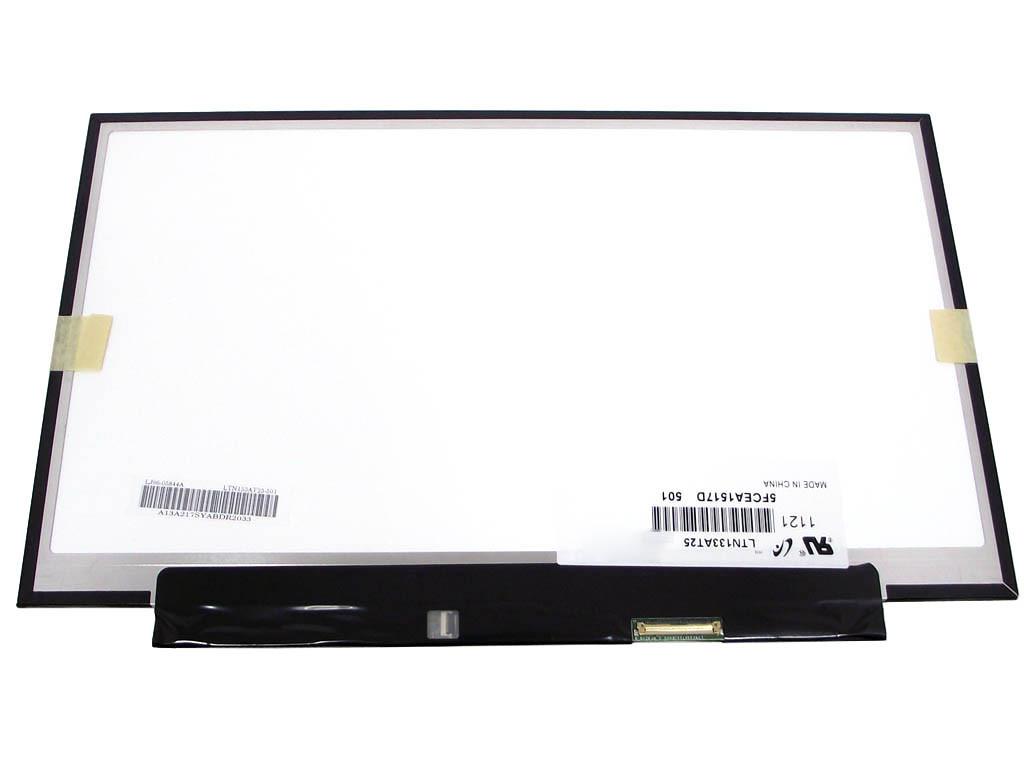 Матрица 13.3 Slim (1366*768, 40pin справа, без креплений), Samsung LTN133AT25 L01 Матовая.