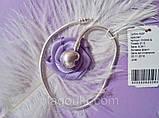 Браслет PANDORA з застібкою у вигляді серця Pave, фото 3