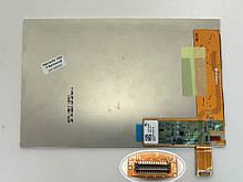 Матриця для ноутбука планшета 07.0 Normal (1280*800, IPS, 33Pin MiPi) LD070WX3-SL01. Матриця для ноутбука
