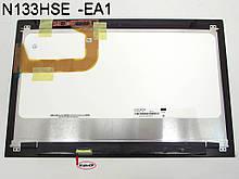 Матриця з тачскріном для ноутбука Asus UX31A 13.3 Slim eDP (1920*1080, 30pin зліва, вушка зверху-знизу).