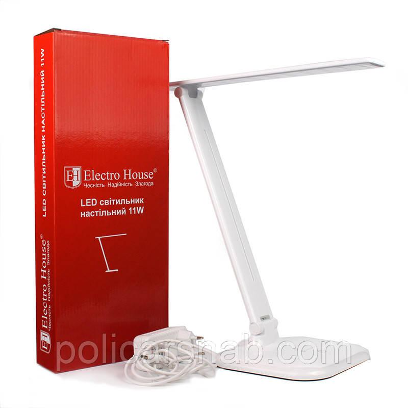 ElectroHouse LED светильник настольный белый