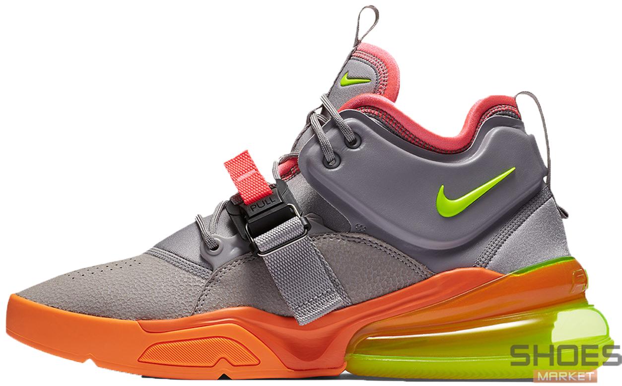 Мужские кроссовки Nike Air Force 270 Sherbert AH6772-007, Найк Аир Форс