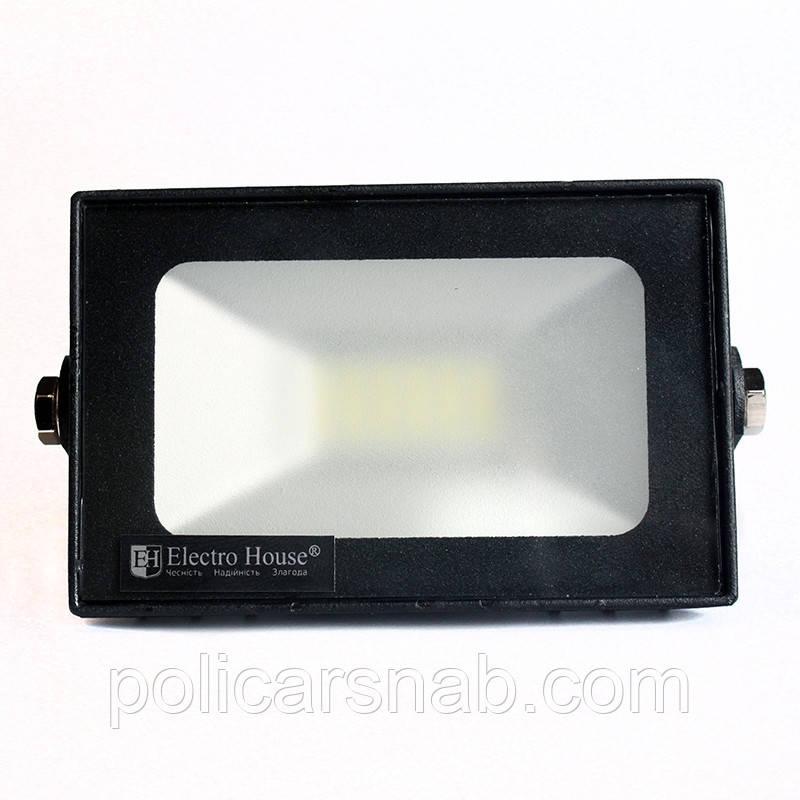 ElectroHouse LED прожектор 20W IP65