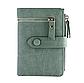 Практичный женский кошелек бренда MUQGEW, фото 2