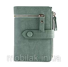 Практичный женский кошелек бренда MUQGEW Green