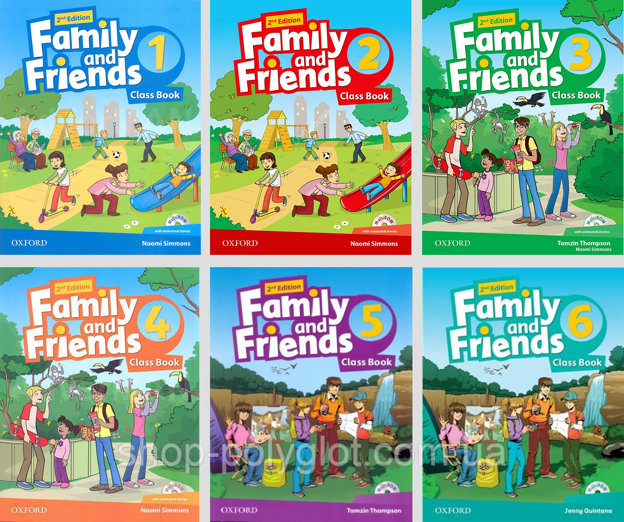 Family and Friends 2nd Edition Starter-2