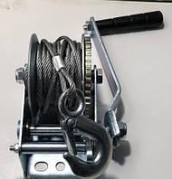 ✔️ Лебедка автомобильная Euro Craft  800 фунтів/360кг