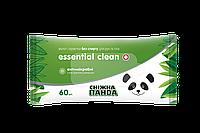 Сніжна панда в/с д/рук та тіла 60 Essential Clean Ромашка