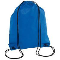 Рюкзак-мешок для сменной обуви, спортивной формы.  DOWNTOWN Синий