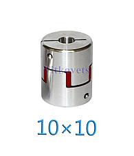Гибкая кулачковая муфта 10х10В (L50, D40), фото 2