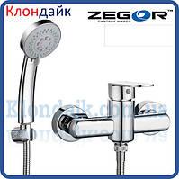 Смеситель для душевой кабины Zegor LOB5 (хром)