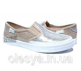 Модные Слипоны Валди Вика3 тм Valdi  размеры 36-40