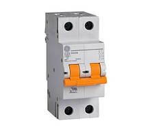 Автоматический выключатель Domus 6 kA, 2p, С