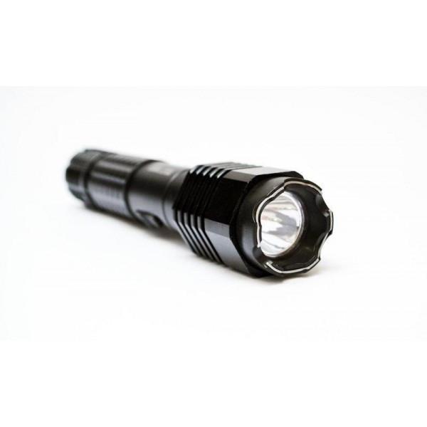 🔝 Mощный аккумуляторный LED фонарь для самообороны X-Balog BL-1103 258000KV дальнобойный светодиодный   🎁%🚚