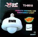 Светодиодная лампа-фонарь yajia yj 9816, фото 2