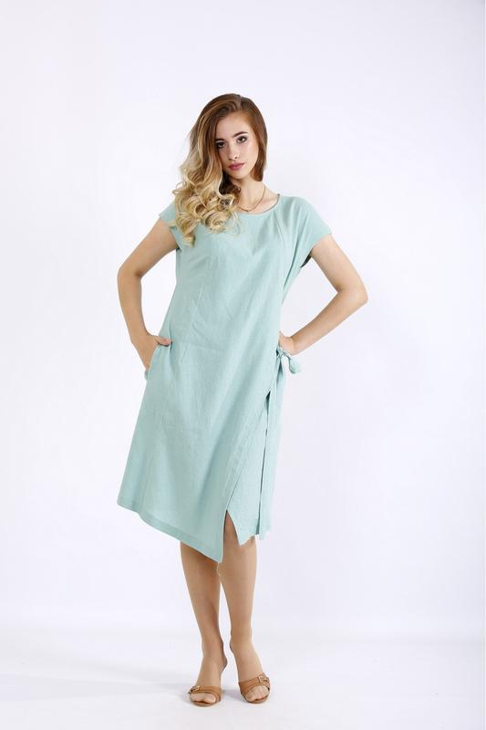 Плаття літнє жіноче великі розміри