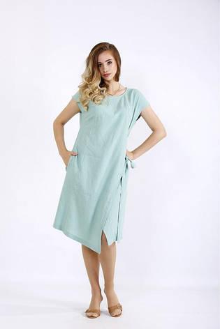 Плаття літнє жіноче великі розміри, фото 2