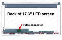 Матриця B173RW01 V. 3 HW7A 17.3 led 40 pin матова