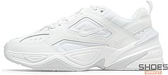 Чоловічі кросівки Nike M2K Tekno White AO3108-100, Найк М2К Текно