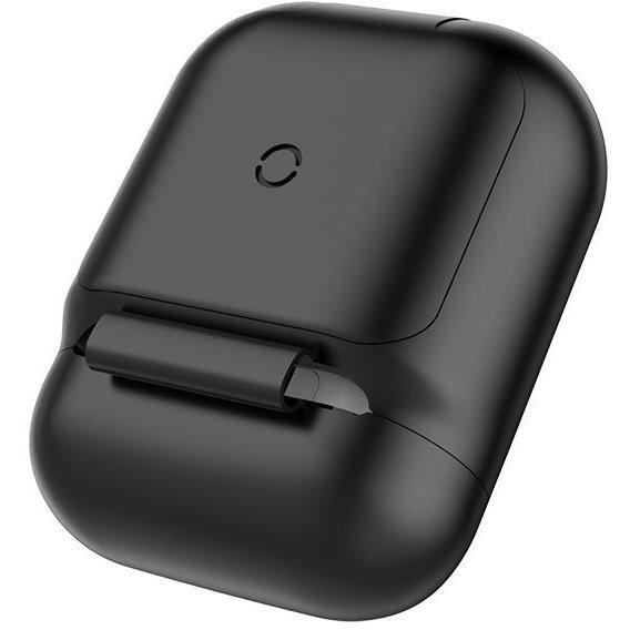 Baseus Wireless Charger silicone AirPods black