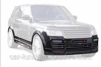 MANSORY Body kit for Range Rover Vogue 4