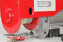 ✔️ Тельфер, лебедка Euro Craft HJ203  |  250/500kg, фото 2
