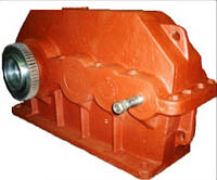 Редуктор 1Ц3У-200, Ц3У-200 цилиндрический трехступенчатый