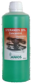 Стераниос 20% концентрат (Steranios 20% concentre), для дезінфекції, ДВО і холодної стерилізації ВМП, 500 мл