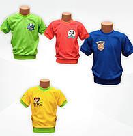 Модная детская футболка. Однотонная детская футболка. Футболка для девочек. Футболка для мальчиков