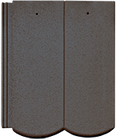 Натуральна бетонна черепиця BRAMAC Reviva protector+, фото 2