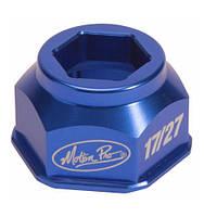 Переходник 17х27 мм под монтировку 32 мм для колесных гаек. 08-0640 Motion Pro, фото 1