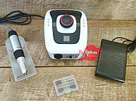 Фрезер для маникюра с дисплеем DM-206, 35 000 об/мин, 30 Вт, фото 1