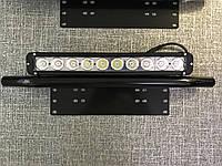 Дополнительная фара 44 см.  100Вт. дальнего света LED GV 10100S , фото 1