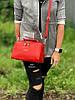Женская сумочка ZARA /белый, черный, желтый, красный, беж, пудра, марсала/, фото 8
