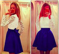 """Женское нарядное платье """"Беби долл"""""""