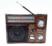 Радио RX 553D, Радиоприемник от сети и батареек, Радиоколонка MP3 переносная