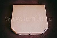 Коробка для піци 40*40см коричнева