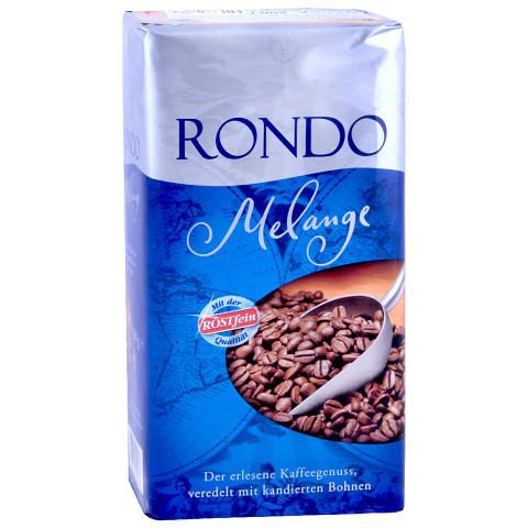 Кофе заварной Rondo Melange Германия 500г